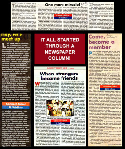 newspaper articles
